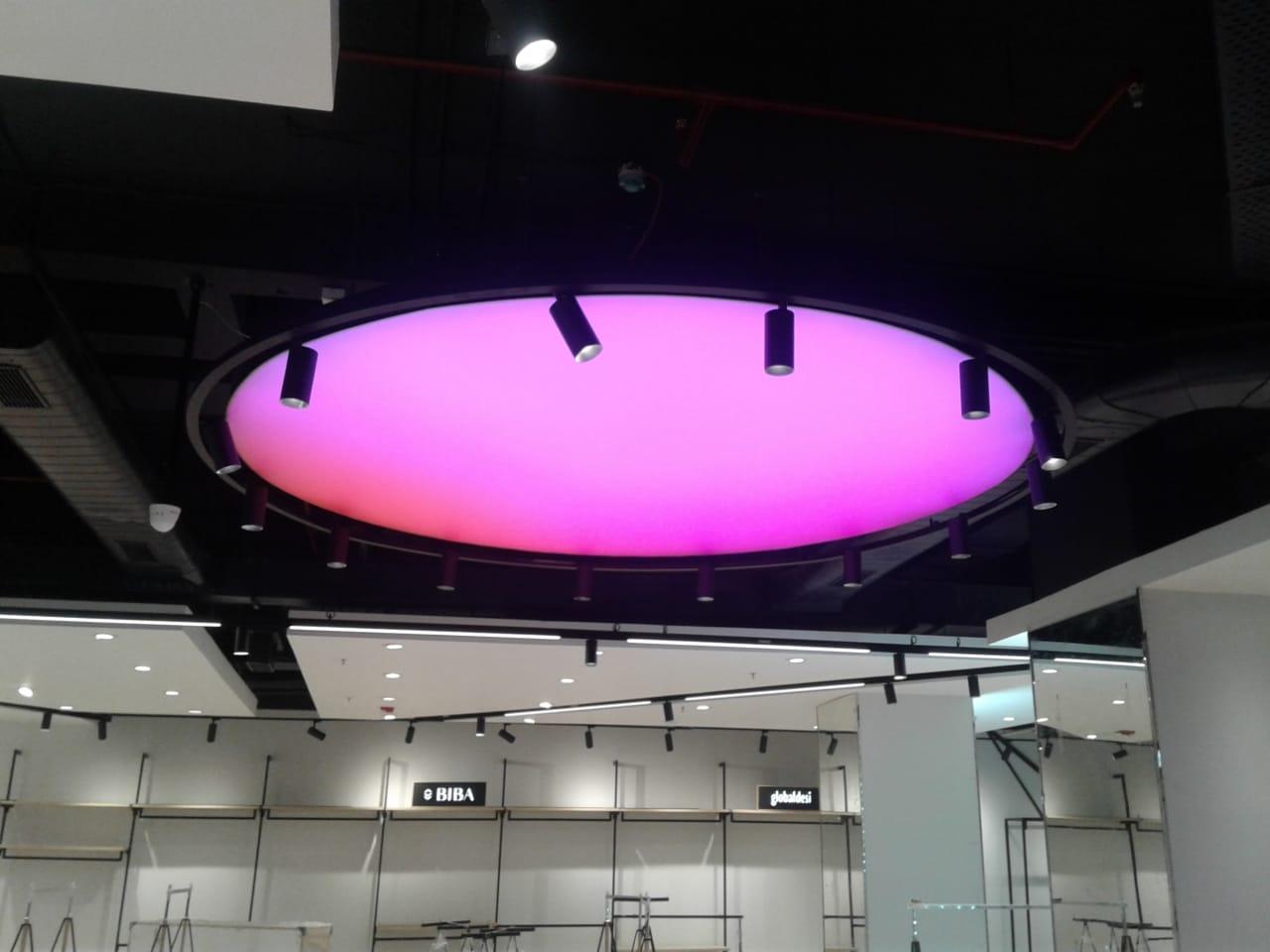 corian stretch ceiling
